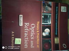 Optics and refraction book