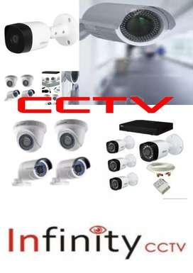 Kamera cctv dvr 4 out jogonalan klaten