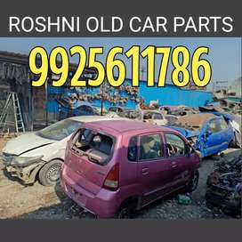 accidental and totalloss,scrap vehicles  spareparts available