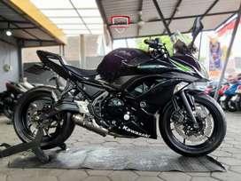 Kawasaki ninja 650 ABS 2017 2 silinder simpanan