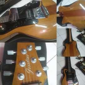 Gitar Jeseline RGX mustang model antik kayu super