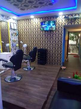 Spa and salon