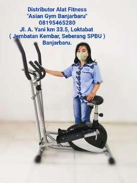 Ready Crosstrainer Total Fitness