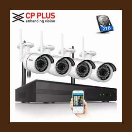 Mega Sale Cctv Cameras Offer At Best Rate Secure Your Home With Cpplus