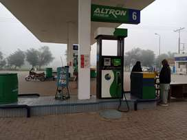 Petrol Pump With Ownership Land for sale on Bara Kahu Towards Murree
