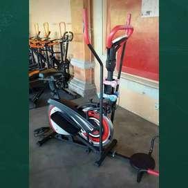 Alat fitnes murah sepeda orbitrack bisa bayar tujuan