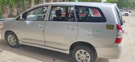 Toyota Innova 2.5 EV MS 7 STR BS-IV, 2014, Diesel