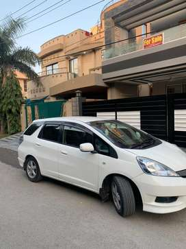 Honda fit shuttle 2012 total genuine car