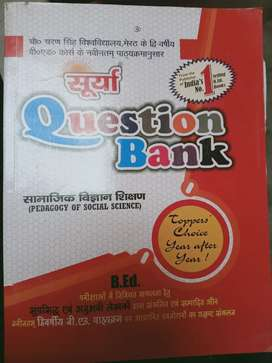 B.ed Question bank