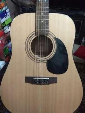 Gitar akustik merk Cort AD810E original