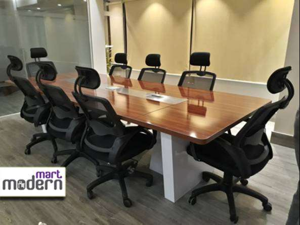 modern style conference table for your office in karachi 0