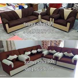 More colours combination sofa