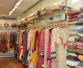 0333,5233555,Fashion Designing Shop Space For Rent 12*14=165SQF