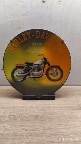 Koleksi Piring Gambar Harley Davison