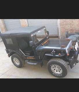 powerful modify jeep new paint