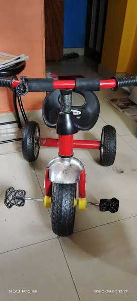 Toy bicycle for 3-5 years