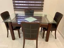 Modern Dining Table for 4 -Best Deal