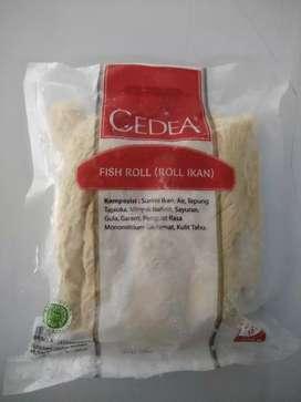 CedeA fish roll 250gr