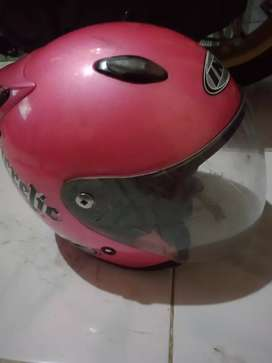 Helm ink centro pink