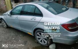 Mercedes C220 2014(diesel) spare part for sale