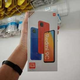 Redmi 9C Ram 4/64 GB Harga Promo+Bonus