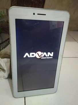Tab Advan T1s jaringan 3G