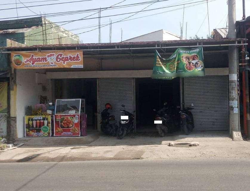 Dijual Ruko Mainroad di Batujajar Cangkorah
