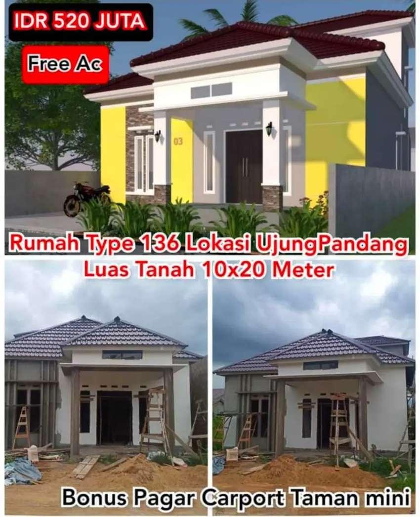 Promo Rumah Mewah Type 136 Semi Tingkat