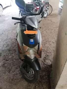 Honda deo best engine