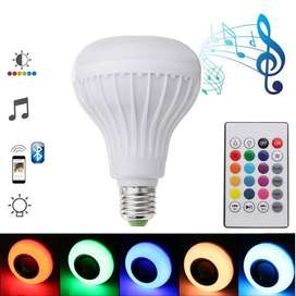 Led Music Bulb , smart speaker bulb