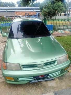 Dijual mobil Starlet Turbo 1300.