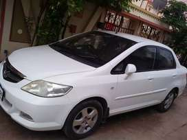 Honda city zx top model