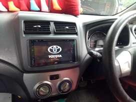 Head Unit tv buat Toyota Agya Daihatsu Ayla
