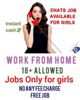 Jobs only for girls