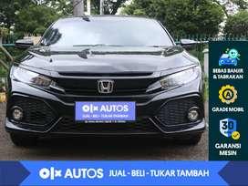 [OLX Autos] Honda Civic Hatchback 1.5 E Turbo CVT A/T 2019 Hitam