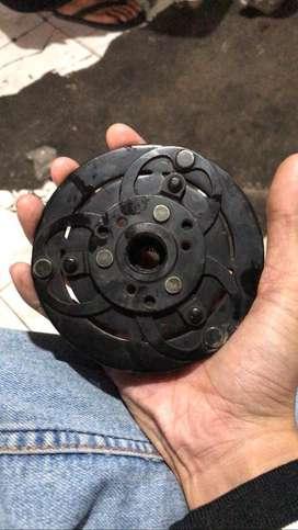 Magnet cluth / Maniklat Kompressor AC BMW Original