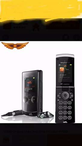 Sony ericsson w980 just box open