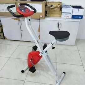 Sepeda statis fitness X bike magnetic TL 920 BN522