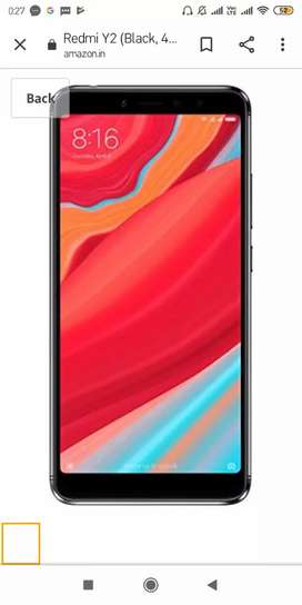 Redmi y2 for sell