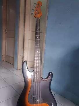 Bass samick precission