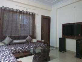 4bhk fully furnished house for guest house used