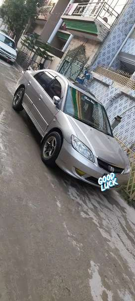 Civic eagle shape full option isl no...
