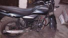 Good condition bike new tyre ceat