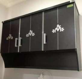 Kitchen set gantung 3 pintu jasmine 120x37x73
