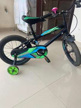 Kids cycle for 3-6 years of age group for sale