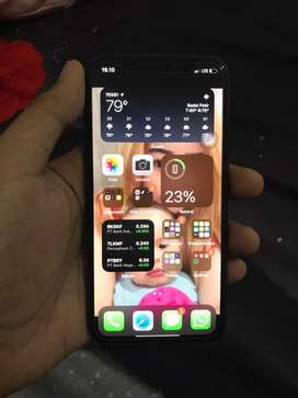 Iphone X 64 Warna Grey