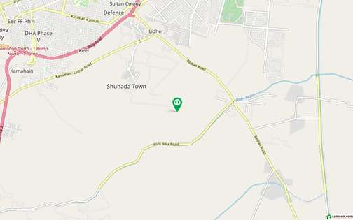 Residential Plot Of 1 Kanal In DHA Defence For Sale