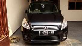 Suzuki Ertiga GX 2013 AT Hitam