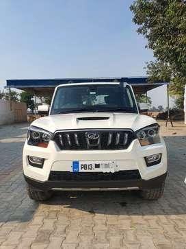 Mahindra Scorpio 2015 Diesel  s10 Well Maintained cash purchased
