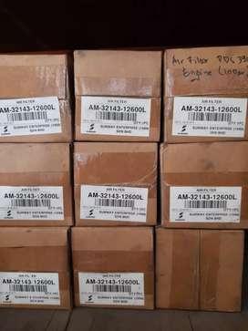 Spare parts Airman Compressor PDS185 s/d PDS750 & Genset SDG25 s/SDG30